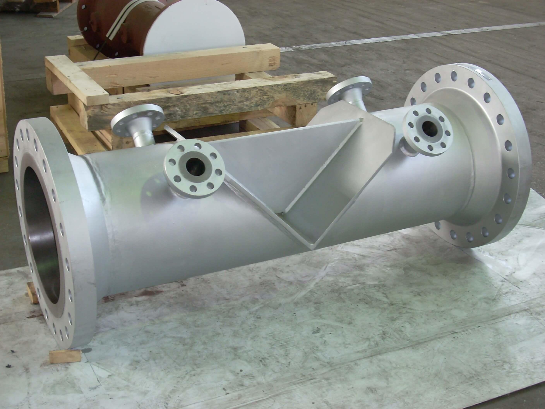 Wedgetype Flow Meter